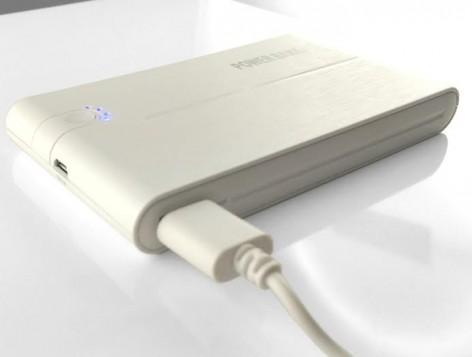 Baterie externa 10000 mAh power bank