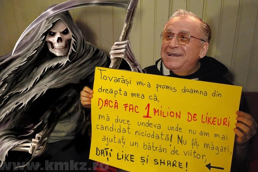 Duminicala romaneasca: Ion Iliescu