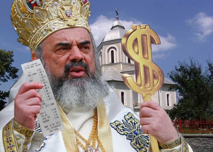 Biserica de 1milion de euro