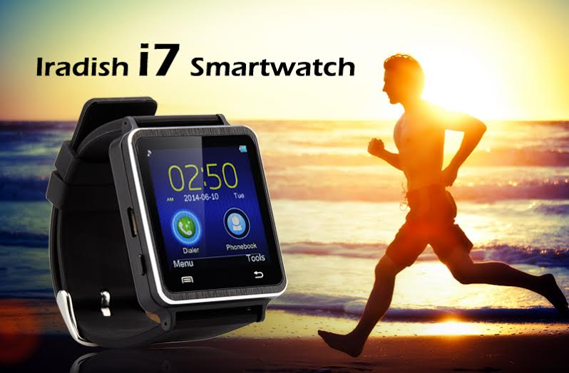 ceas smartwatch cu bluetooth ecran color_iradish i7