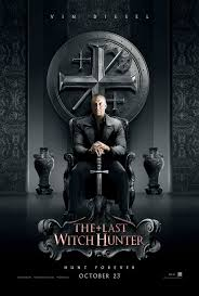 CinemaCity – The Last Witch Hunter (2015)