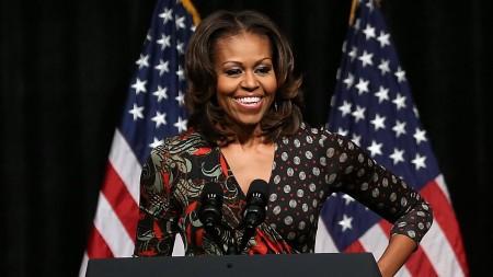 Piesa de sambata: Michelle Obama