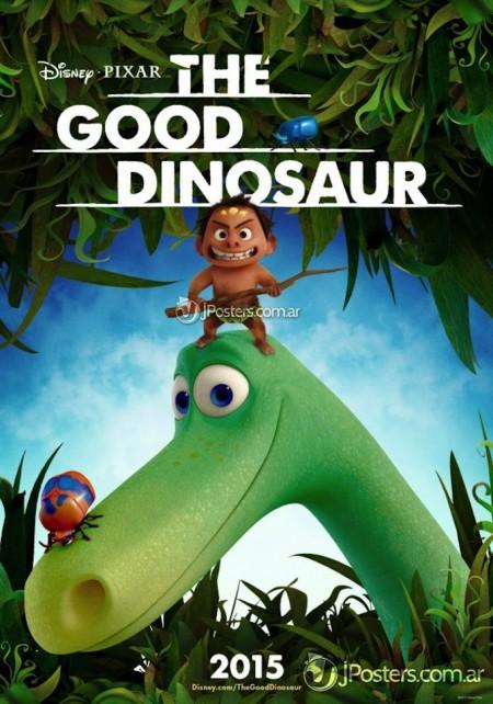 Cinema City:  The Good Dinosaur