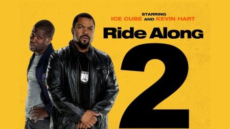 Cinema City: Ride Along 2