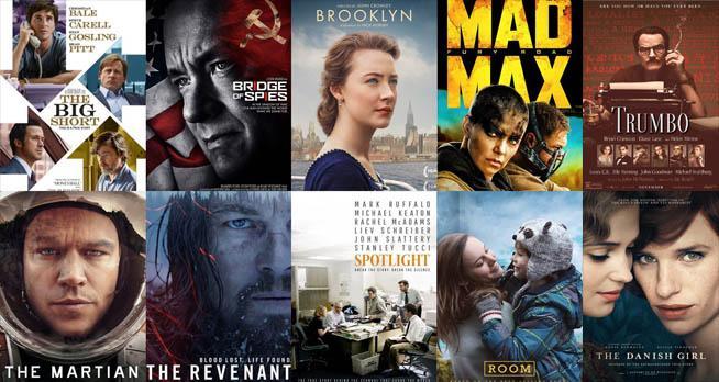 Oscarurile anului 2016