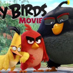 Cinema City: Angry Birds