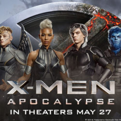 Cinema City: X-Men Apocalypse
