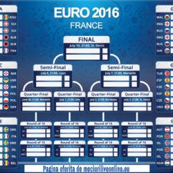 Program euro 2016
