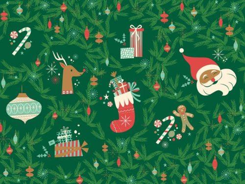 Sacul lui Moș Crăciun