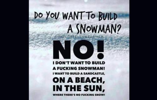 De ce urăsc iarna?