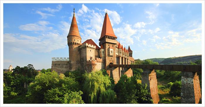 Turist în Hunedoara