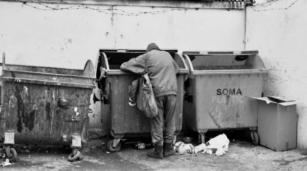 Sărăcia la cote alarmante