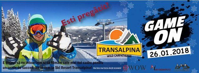 Transalpina-Game ON