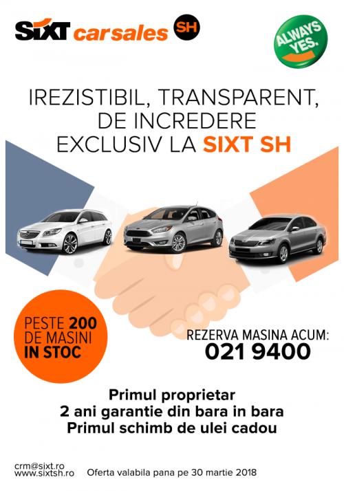 Six Car Sales