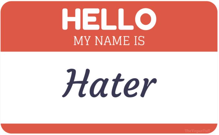 De ce am ajuns HATER?