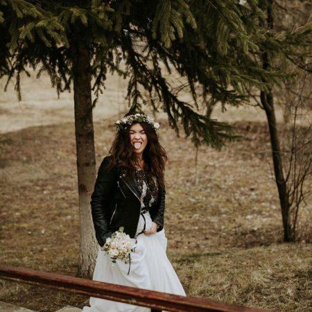 O moldoveancă, talentată