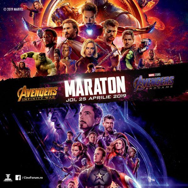 3564629ca Maraton Avengers la Cinema City, 6 ore pline de Super Eroi