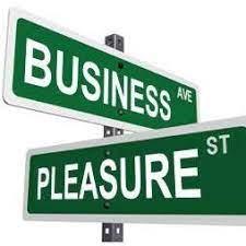 businees & pleasure
